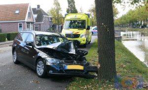 Ongeval Unikenstraat Stadskanaal-Noord