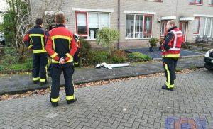 Brandweer gealarmeerd voor nacontrole aan de Markedreef Assen