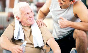 Inloopmiddag bij Jan Postema Fitness Studio voor mensen met Niet Aangeboren Hersenletsel (NAH)