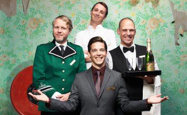 Op Sterk Water opent 'HOTEL' in Assen