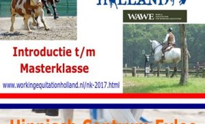 Derde Open Nederlands Kampioenschap Working Equitation