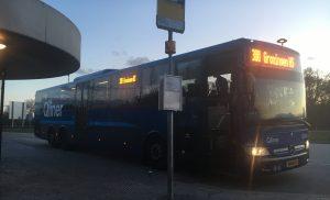 Extra stop Qliners in Haren voor 4-mijl lopers