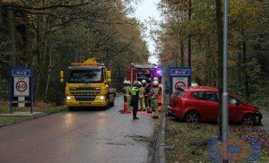 Vrouw gewond bij eenzijdig ongeval in Norg