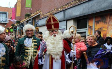 Sinterklaas is weer in het land (en dus ook in de Drentse Hoofdstad)