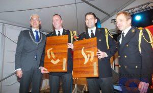 Officiële opening van kazerne brandweer Assen-Oost