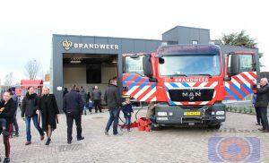 Open dag nieuwe brandweerkazerne Assen-Oost