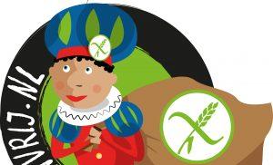 Glutenvrije Piet bij Sinterklaasintocht Assen namens Glutenvrij.nl