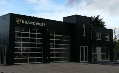 De officiële opening brandweerpost Assen-Oost