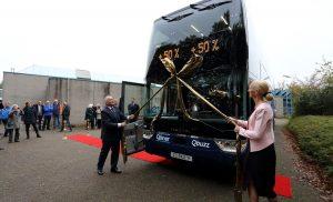 Landelijke primeur met dubbeldekkers in het openbaar vervoer in Groningen en Drenthe