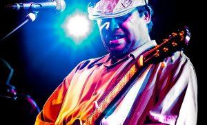 Sunday Evening Blues Jam met Eric Bosma