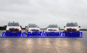 Zo zien de nieuwe politiewagens eruit