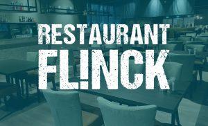 RESTAURANT FLINCK OPENT 15 DECEMBER HAAR DEUREN!