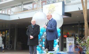 Officiële heropening van Winkelcentrum Nobellaan Assen