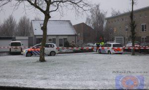 70-jarige man doodt zijn vrouw, daarna zichzelf in woning in de wijk Marsdijk in Assen