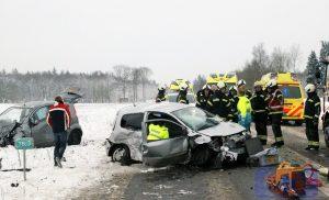 Gewonden bij ongeval N34 Exloo