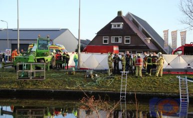 Twee slachtoffers bij ongeluk in Havelte