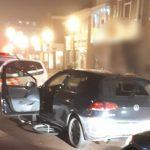 De politie hield opvallende en onopvallende controles in Assen