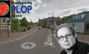 Stadspartij PLOP Assen roept het college van B&W op om Zuidersingel veiliger te maken