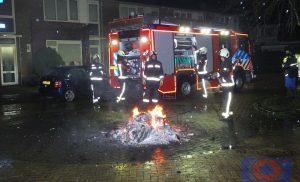 Overzicht Oud & Nieuw branden 2017 / 2018 in Assen