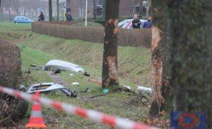 Automobilist overlijdt na ongeluk in Assen, nabestaanden zoeken bestuurder van Ford Transit of een Mercedes Vito