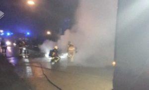 Wederom auto vermoedelijk in brand gestoken in Assen