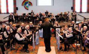 Lustrumconcert van het Drents Senioren Orkest en Jans Polling