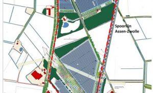 Zonnepark Assen Zuid een stap verder