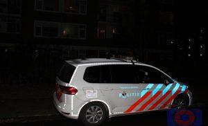 Politie zoekt mannen na inbraak in de wijk Lariks