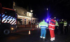 Vrouw komt om het leven bij woningbrand aan de Asserstraat in Norg