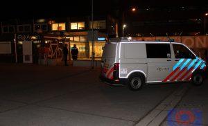 Zoektocht levert vuurwapen op schietpartij op het Stationsplein in Assen