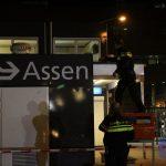 Mannen uit Beilen, Assen en Groningen opgepakt na schietincident op stationsplein Assen