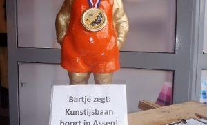 Handtekeningenactie voor kunstijsbaan Assen breidt fors uit