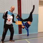 Breakdance toonaangevend voorbeeld in succes sportprogramma