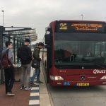 Meer bussen op drukke routes in Groningen en Drenthe