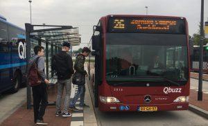 Vanaf 8 april wijzigingen in de busdienstregeling