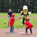 Nieuw seizoen voor BeeBall en Pupillen bij honk- en softbalvereniging s.c. The Pioneers in Assen