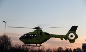 MMT assisteert bij medisch incident in Assen