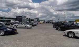 Pinksterzondag 20 mei: Paddock Porsche op TT Circuit Assen