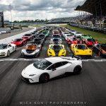 Vredestein Super Car Sunday op TT Ciruit Assen