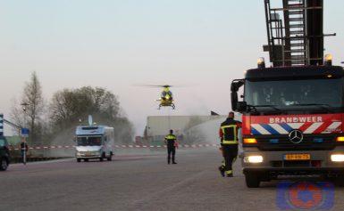 Voertuig te water Havenkade Assen blijkt loos alarm te zijn