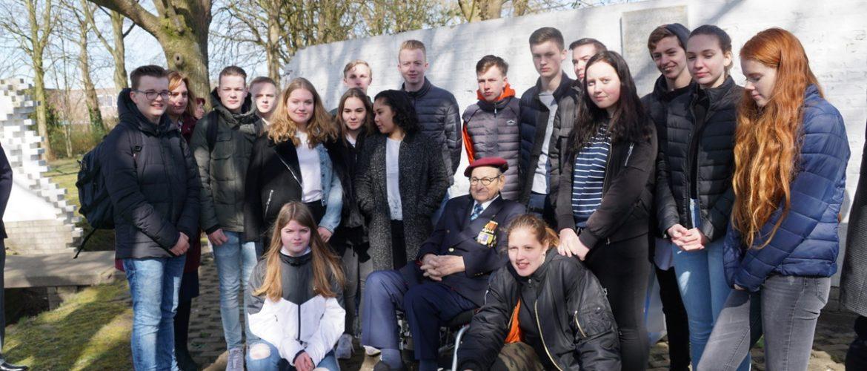 Herdenking Franse parachutisten