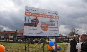 Ellen in Assen als eerste VvE flat naar Nul op de Meter door gebouwgebonden financiering