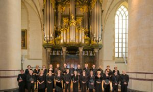Kamerkoor Dualis zingt Messiaen en Poulenc