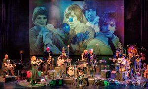 Bert Heerink, zanger van Pink Floyd Project Reis door de tijd van Pink Floyd