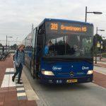Aangepast dienstregeling bus Groningen en Drenthe van 30 april t/m 11 mei