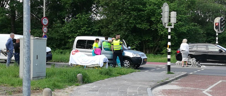Twee gewonden bij aanrijding in Assen