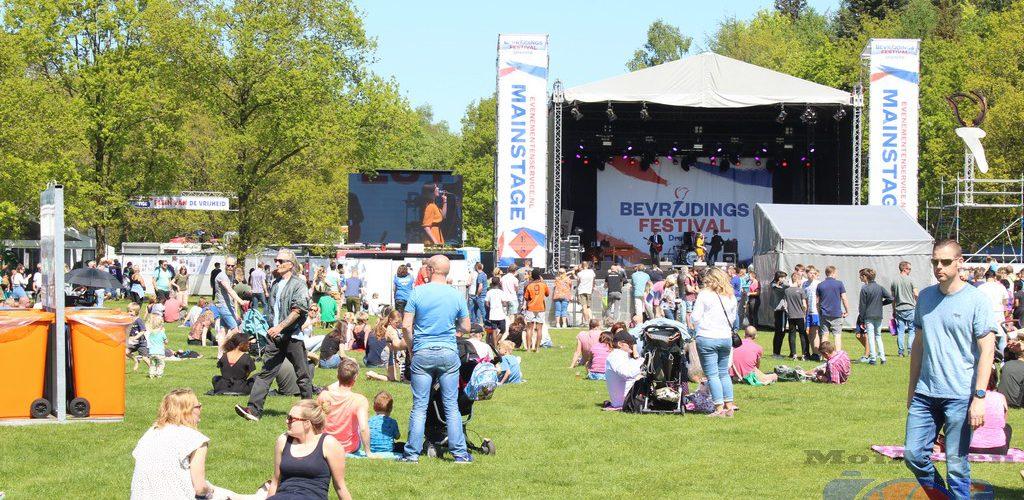 Bevrijdingsfestival Drenthe 2018