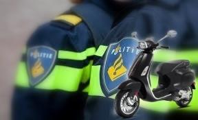 Scooter gestolen in de wijk Marsdijk in Assen