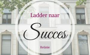 Reünie Ladder naar Succes Workshopreeks helpt al vijf jaar ondernemers op weg