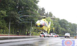 Mobiel Medisch Team verleent assistentie aan Ambulancepersoneel in Assen